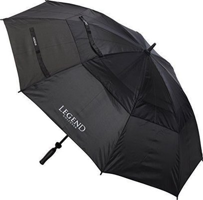 Legend Umbrella Jet Black