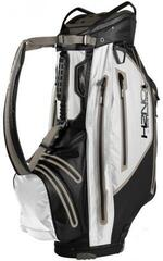 Sun Mountain H2NO Elite Cart Bag Black/White/Java/Oat