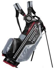 Sun Mountain H2NO 14 Stand Bag Black/Nickel/Red