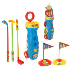 Legend Kids Golfset Of Plastic