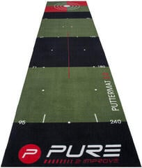 Pure 2 Improve P2I Golfputting Mat. 65X300Cm