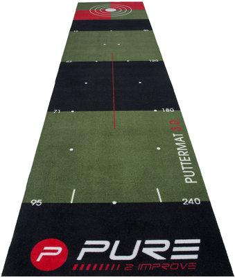 Pure 2 Improve P2I Golfputting Mat. 65X300Cm