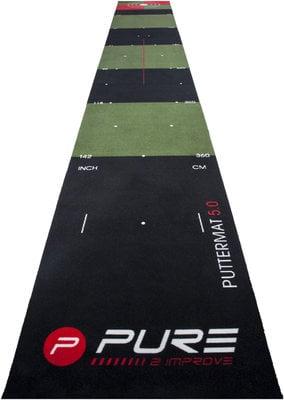 Pure 2 Improve P2I Golfputting Mat. 65X500Cm