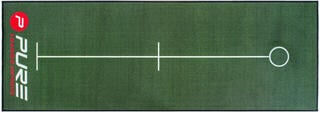 Pure 2 Improve P2I Golfputting Mat. 80X237Cm