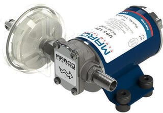 Marco UP3 Bronze gear pump 15 l/min 24V