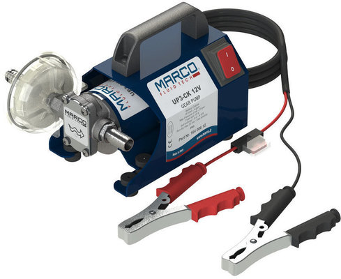 Marco UP3-CK Portable gear pump kit 15 l/min 12V