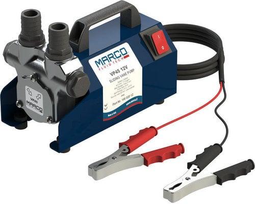 Marco VP45 Kit batteria con pompa a palette 45 l/min 24V