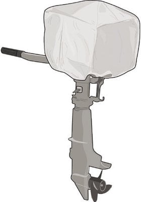 Talamex OUTBOARD COVER XL