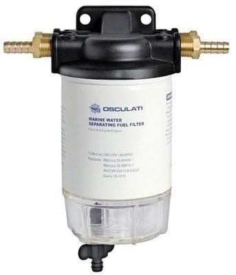 Osculati Separating Filter Petrol 192-410 l/h Filtru motor barca