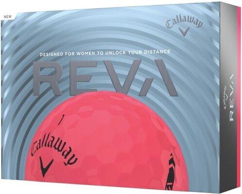 Callaway REVA Pink Golf Balls
