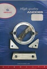 Osculati Anode Kit Volvo Penta 290 DP - Aluminum