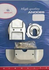 Osculati Kit anode Alpha I Gen II aluminium