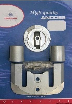 Osculati Anode Kit Mercruiser Bravo I - Zinc
