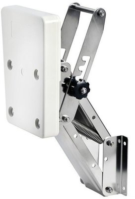 Osculati Adjustable outboard bracket 15 HP