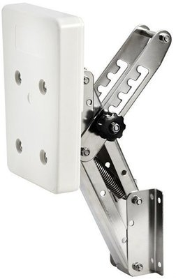 Osculati Adjustable outboard bracket 8 HP