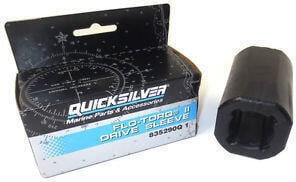 Quicksilver Flo-Torq II Hub Kit Drive Sleeve