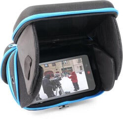 Orca Bags OR-140 Hard Shell Monitor 5″ Bag Monitor Hood