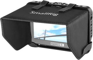 SmallRig Monitor Cage w Sunhood F SmallHD 5″ Monitor Hood