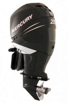 Mercury Verado F200