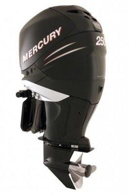 Mercury Verado F250 Motor barca