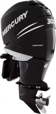 Mercury Verado F300 Motor barca