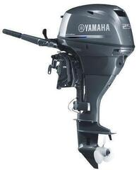 Yamaha Motors F25 DMHL