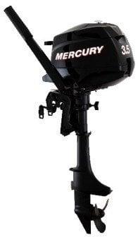 Mercury F 3,5 MH - Short Shaft