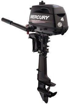 Mercury F 4 MLH - Long Shaft
