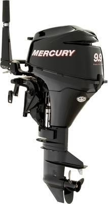 Mercury F 9,9 MLH - Long Shaft