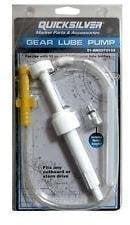 Quicksilver Gear Lube Pump