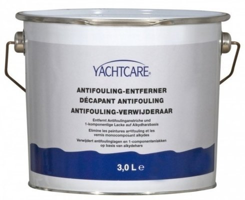 YachtCare Antifouling Entferner 3L