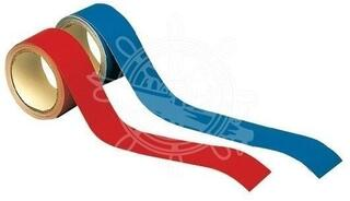 Osculati Boat Strip 10m x 30mm Red