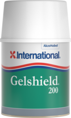 International Gelshield 200 Grey