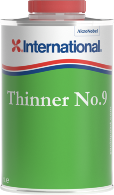 International Thinner No. 9 - 1000ml