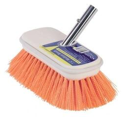 Swobbit Deck Brush - Medium - Orange