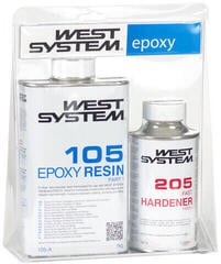 West System A-Pack Fast 105+205