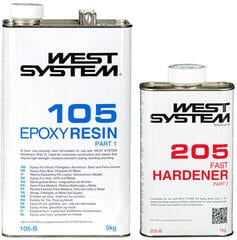 West System B-Pack Fast 105+205