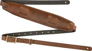 Fender Mustang Vintage Saddle Strap Long Cognac