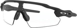 Oakley Radar EV Pitch Matte Black/Clear/Black Photochromic Iridium