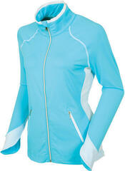 Sunice Esther Superlite FX Strech Womens Jacket Blue Water/Pure White XS