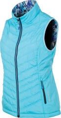 Sunice Maci Reversible Womens Vest Blue/Violet