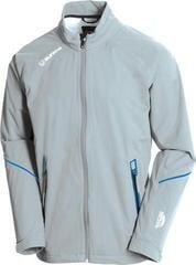 Sunice Jay Zephal Waterproof Mens Jacket Magnesium/Vibrant Blue