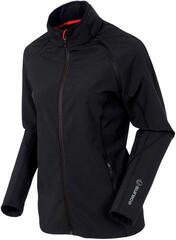 Sunice Hilary Convertible Softshell Womens Jacket Black