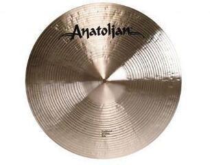 """Anatolian Traditional Rock Effects Cymbal 14"""""""