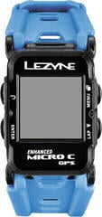 Lezyne Micro C GPS Watch Cyan