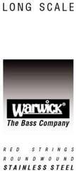 Warwick 42105 Samostatná struna pro baskytaru