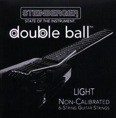 Steinberger SST-104 6-String DoubleBall Guitar Strings Light