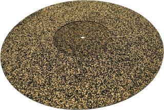 Tonar Cork & Rubber Mixture Mat Black-Brown