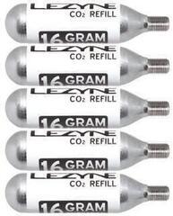 Lezyne 16g CO2 Cartridge 5 Pack