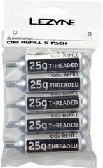 Lezyne 25g CO2 Cartridge 5-Pack